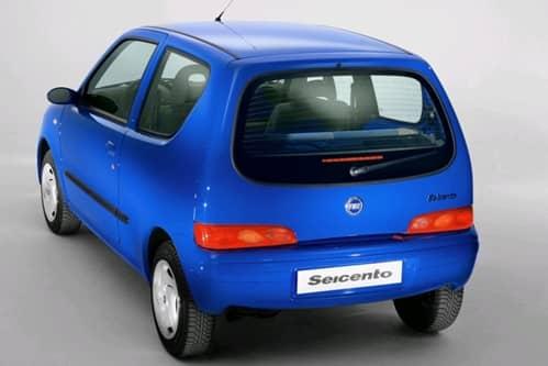 FIAT SEICENTO 2000.11-2009.12