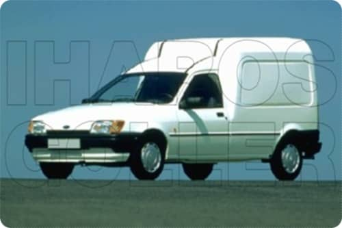 FORD FIESTA COURIER 1989.07-1996.08