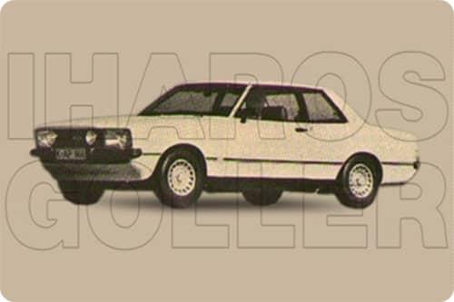 FORD TAUNUS 2-3 1976.08-1982.08