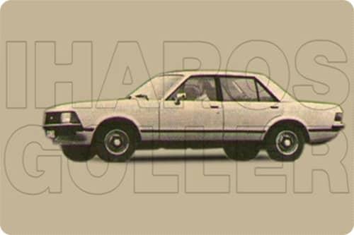 FORD GRANADA 1977.09-1984.12