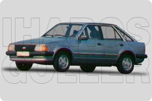 FORD ESCORT MK3 1980.09-1986.02