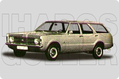FORD TAUNUS 1 1970.09-1975.12