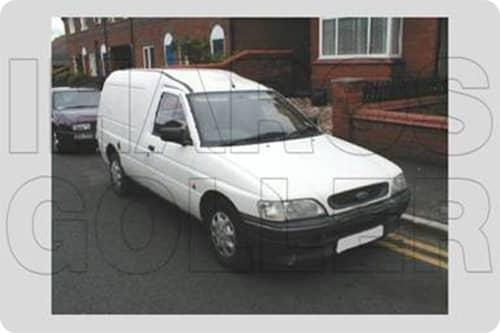FORD ESCORT VAN 1990.10-1995.02