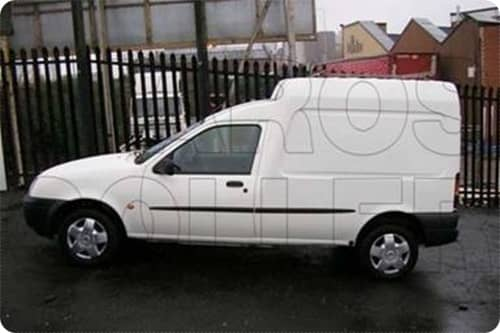 FORD FIESTA COURIER 2002.04-2005.09