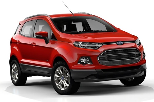 FORD ECO SPORT 2011 09-2017.09