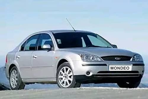FORD MONDEO MK3 2000.10-2003.07