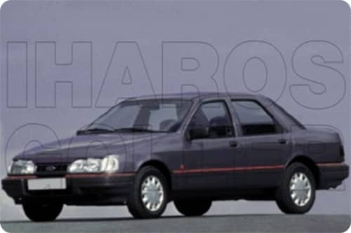 FORD SIERRA MK2 1991.08-1993.02