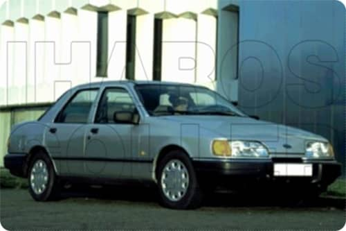 FORD SIERRA MK2 1987.04-1991.07