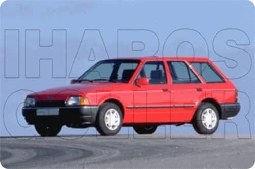 FORD ESCORT MK4 1986.03-1990.09