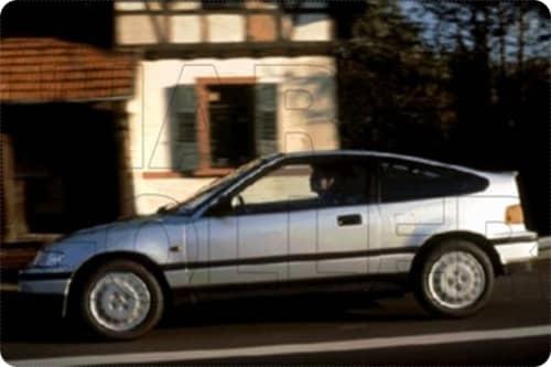HONDA CRX 2 1987.09-1991.08 /ED,EE/