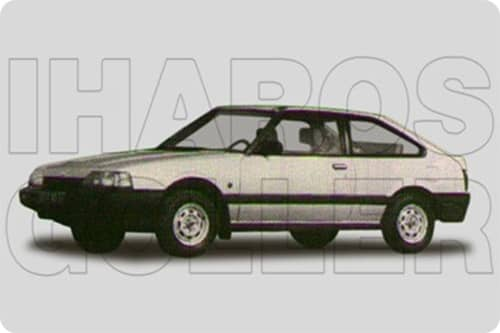 HONDA ACCORD 2-3 1982.01-1989.09 /BA,CA/