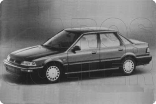 HONDA CONCERTO 1989.10-1995.09