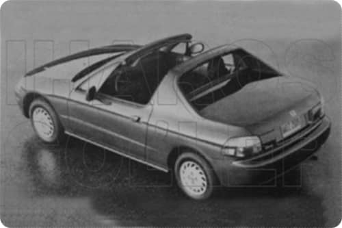 HONDA CRX 3 1991.09-1998.12 /EH,EG/