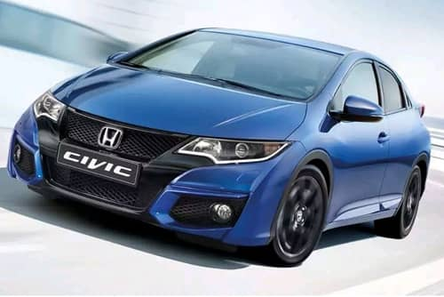 HONDA CIVIC 10 2015.09-től