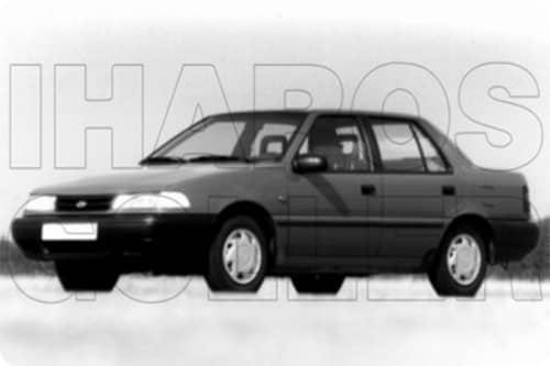 HYUNDAI PONY 1989.01-1994.12