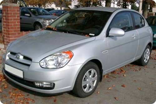 HYUNDAI ACCENT 3 2006.01-2010.06 /MC/