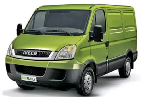 IVECO DAILY 4 2006.06-2011.08