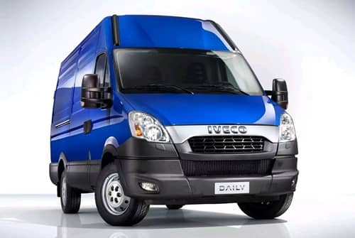 IVECO DAILY 5 2011.09-2014.06