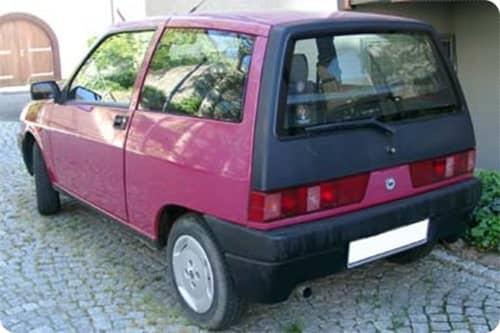 LANCIA Y10 1985.08-1995.12