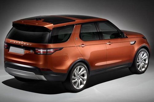 LAND ROVER DISCOVERY 5 2016.09-től /L462/