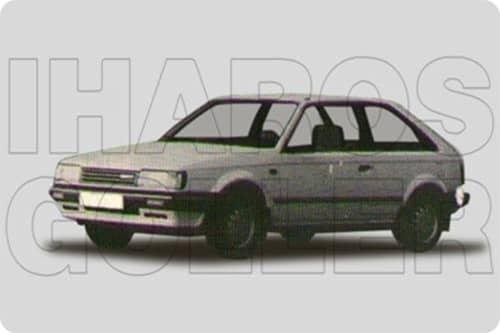 MAZDA 323 1985.05-1989.08 /BF/