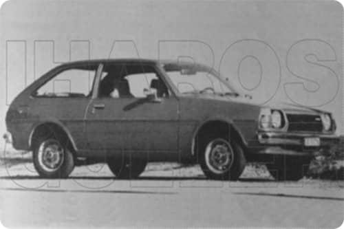 MAZDA 323 1977.03-1980.08