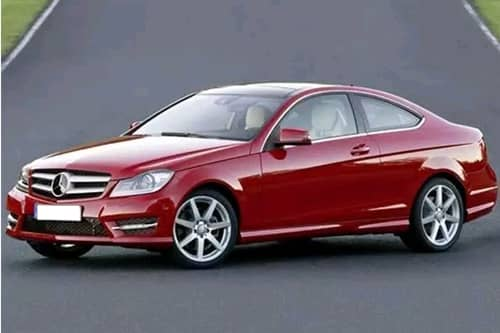 MERCEDES C Coupe C204 2011.03-2015.06