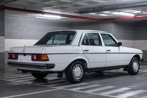 MERCEDES W123 1976.02-1985.12