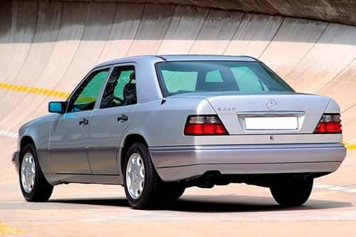 MERCEDES W124 1985.01-1993.05