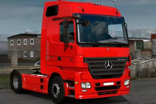 MERCEDES ACTROS MP2 2002.10-2008.06