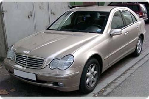 MERCEDES C W203 2000.06-2004.03