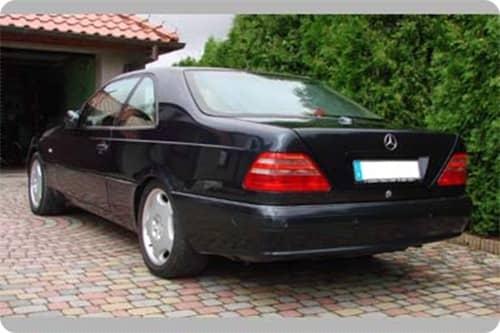 MERCEDES S Coupe C140 1992.02-1999.02