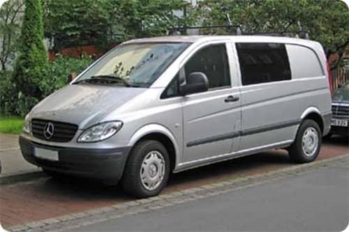 MERCEDES VITO W639 2003.09-2010.04