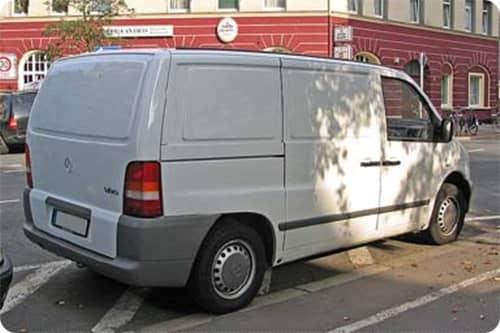 MERCEDES VITO W638 1995.12-2003.08