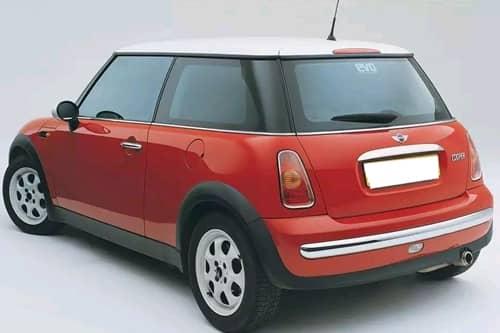 MINI R50-R53 2001.01-2006.10