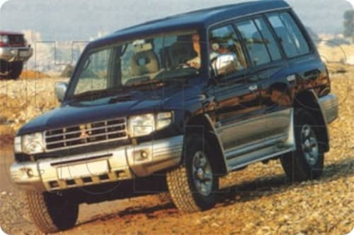 MITSUBISHI PAJERO 1997.01-2000.06 /V20,V30,V40/