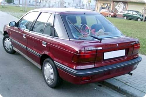 MITSUBISHI LANCER 1988.04-1992.02 /C50-C70/