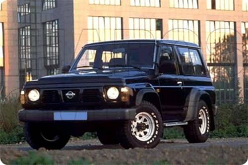 NISSAN PATROL 1989.01-1997.08 /K260,W260/