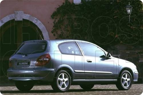 NISSAN ALMERA 2 2000.05-2002.07 /N16/