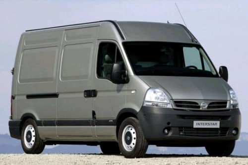 NISSAN INTERSTAR 2004.02-2010.01 /X70/