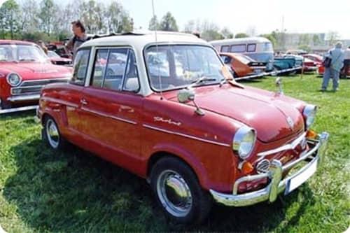 NSU PRINZ 1965.01-1973.01