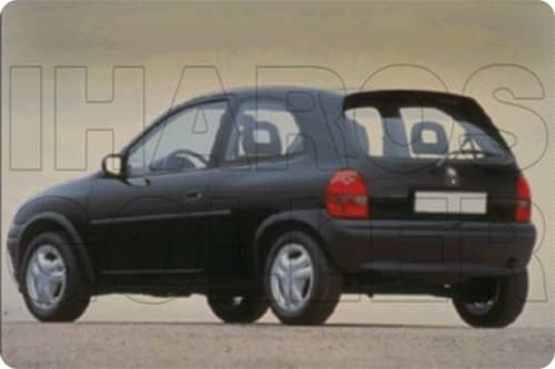 OPEL CORSA B 1997.07-2000.08 /S93/