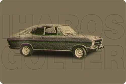 OPEL KADETT B 1965.08-1973.07