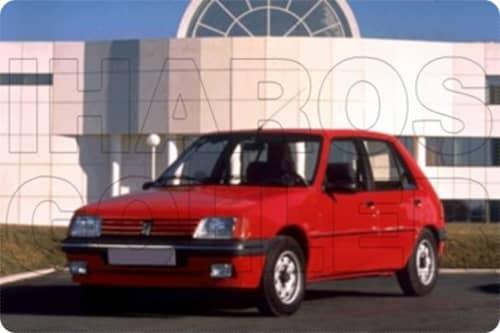 PEUGEOT 205 1983.01-1998.09