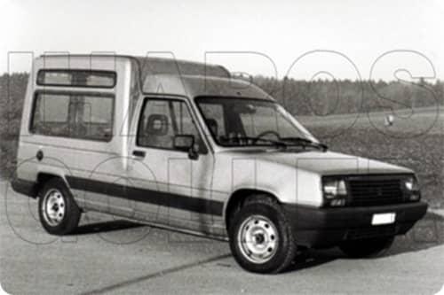 RENAULT EXPRESS 1991.09-1994.09