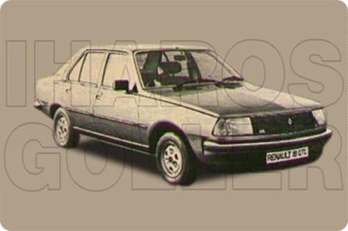 RENAULT R18 1978.04-1986.07