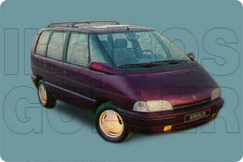 RENAULT ESPACE 2 1991.04-1996.11