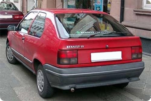RENAULT R19 1992.06-1995.10