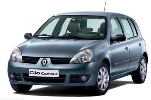 RENAULT CLIO CAMPUS 2006.01-2009.03