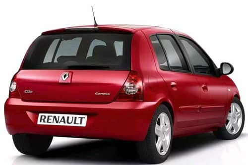 RENAULT CLIO CAMPUS 2009.04-2012.10
